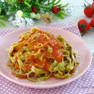 paste fresca al basilico