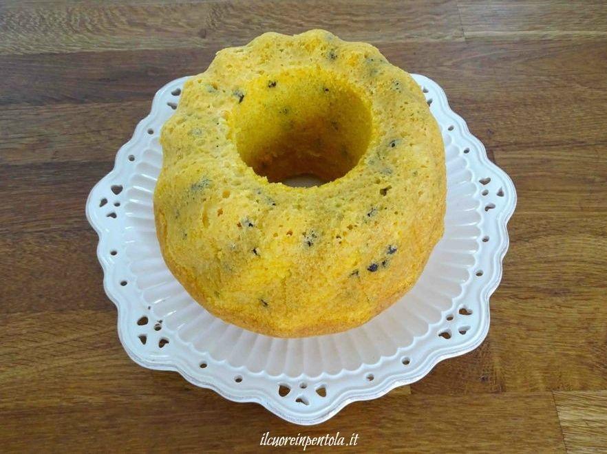 sformare torta