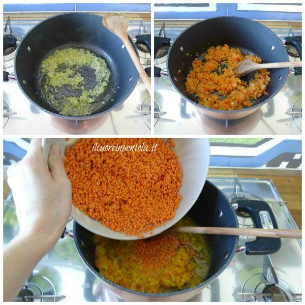 cucinare lenticchie
