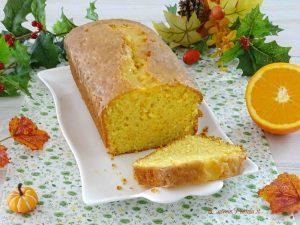 Pan d'arancio Bimby