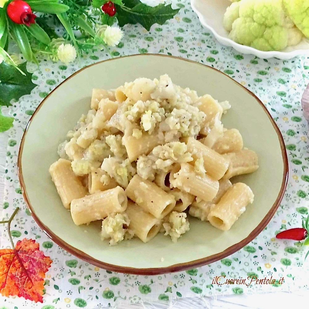 Pasta con il cavolfiore ricetta pasta con il cavolfiore for Pasta ricette