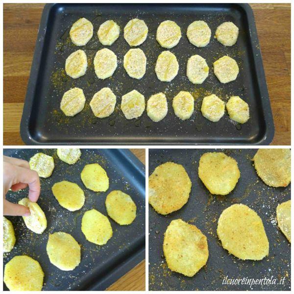 cuocere patate in forno
