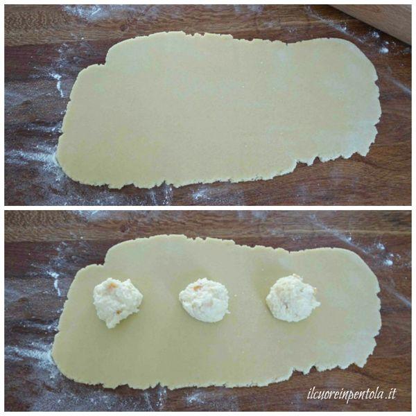 stendere pasta frolla