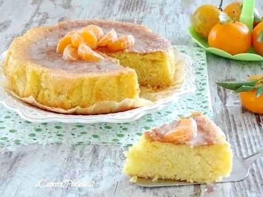torta al mandarino bimby