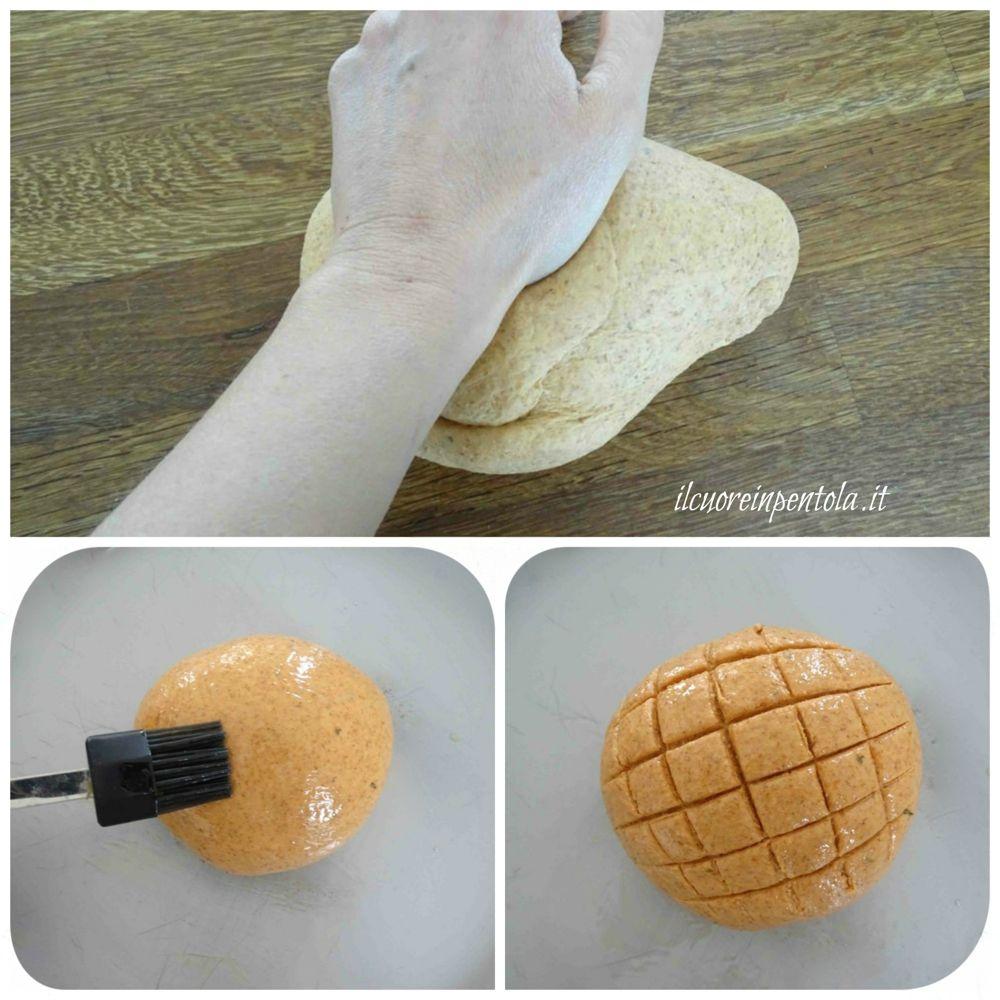 decorare pane