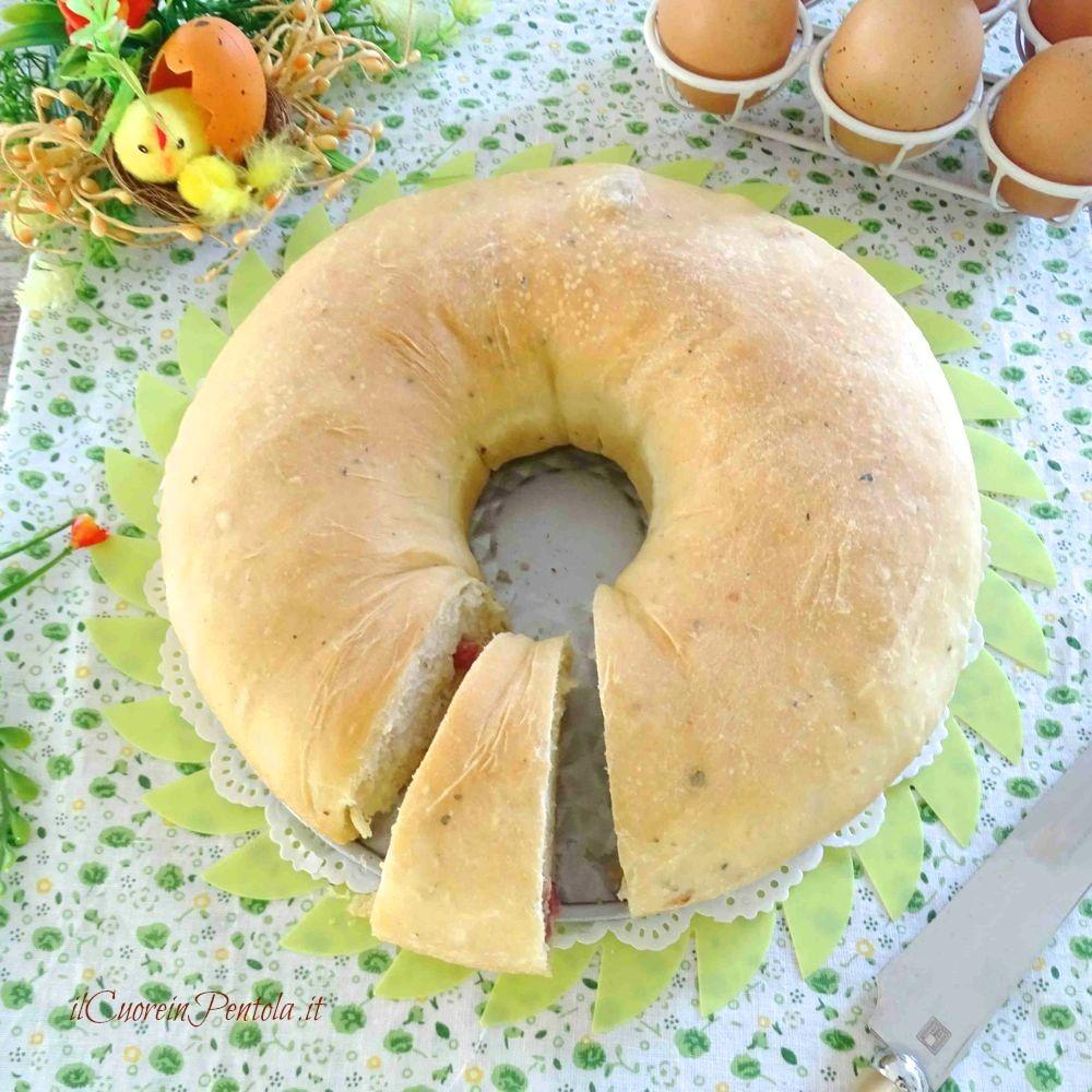 tortano napoletano
