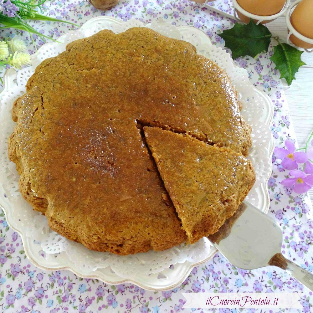 torta integrale ricetta