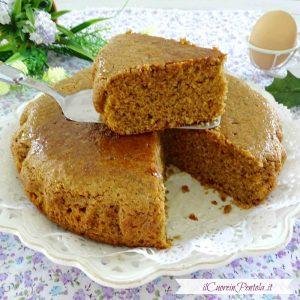 torta integrale