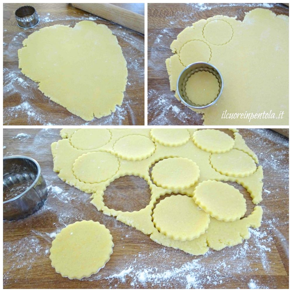 ritagliare biscotti