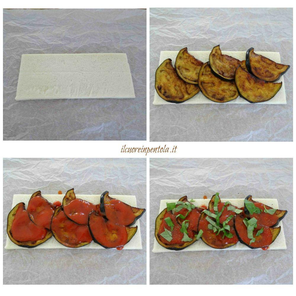 farcire plumcake con melanzane