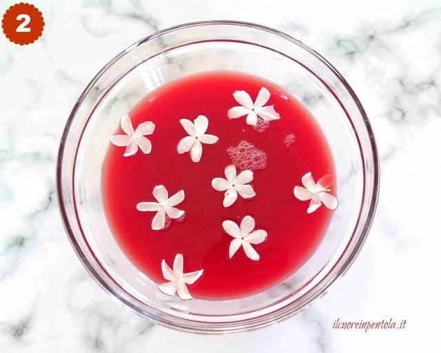 aromatizzare con fiori di gelsomino