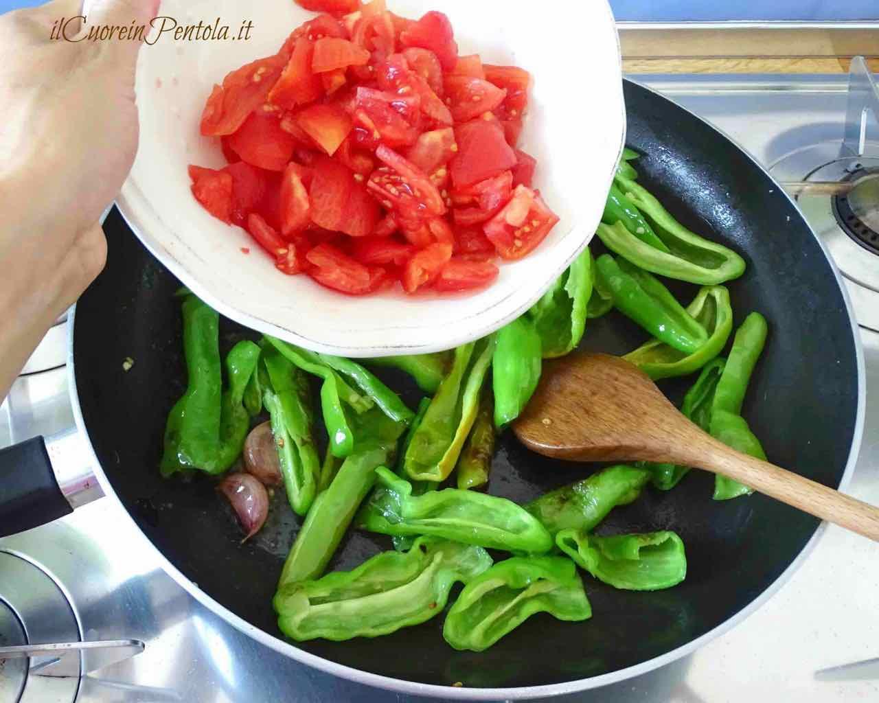 Come Cucinare I Friggitelli Scuola Di Cucina Il Cuore In Pentola