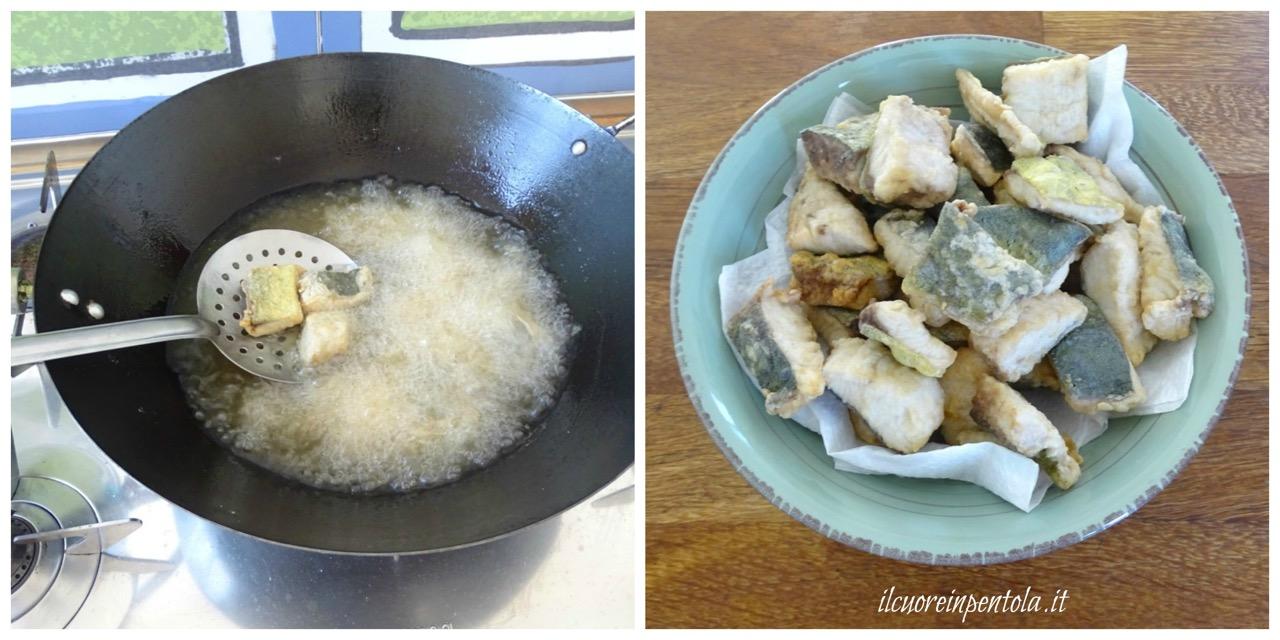 friggere pesce capone