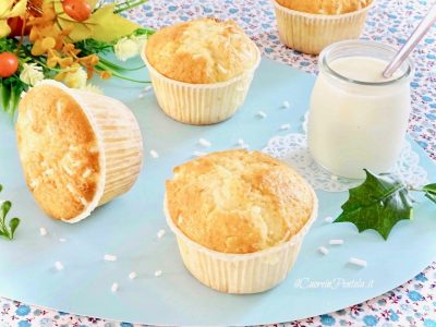 Muffin allo yogurt