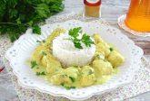 Pollo al curry Bimby