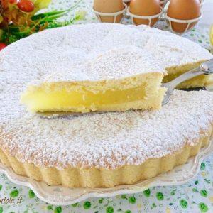 torta alla crema di limone bimby