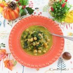 zuppa di ceci e cicoria