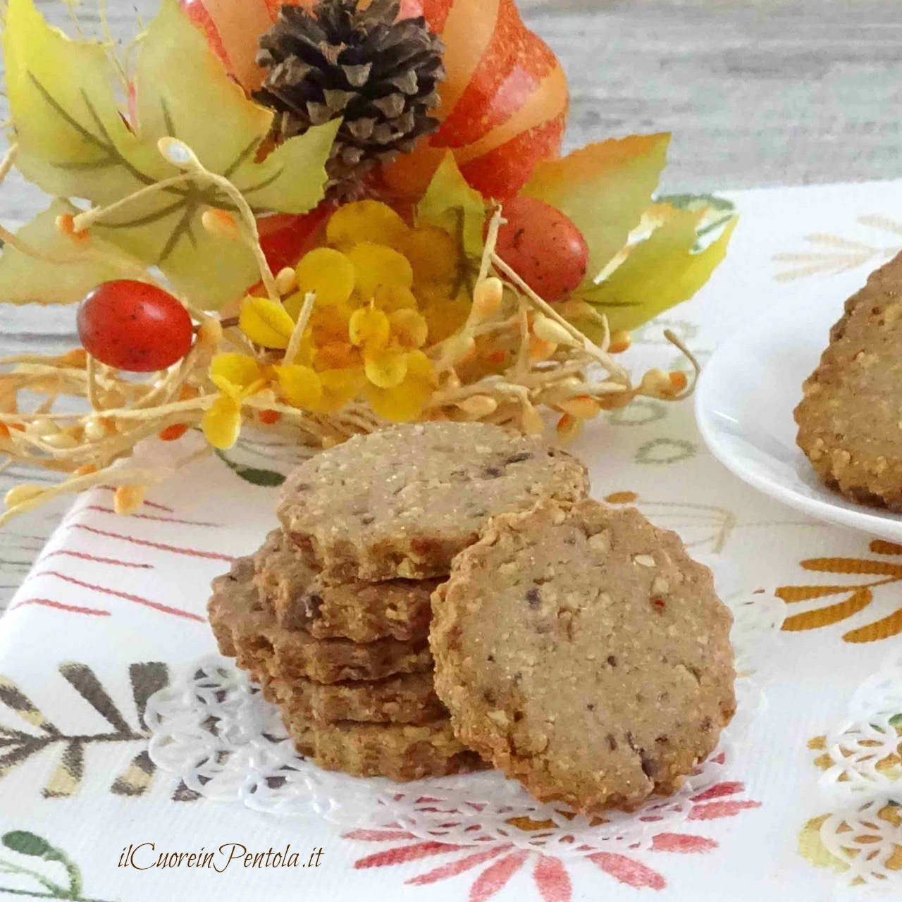 biscotti al farro
