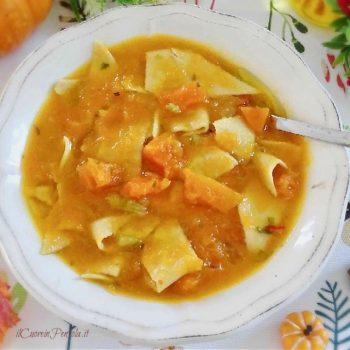 minestra di zucca