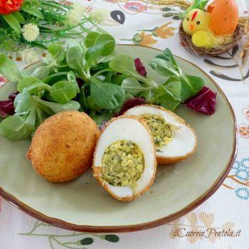 uova alla monachina