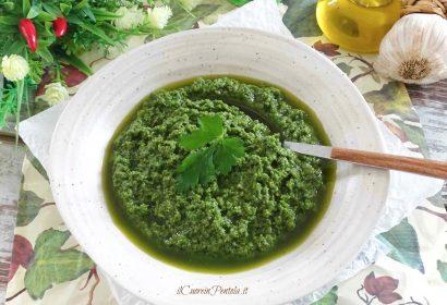 Salsa verde Bimby