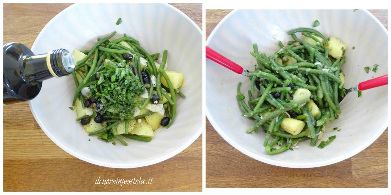 condire insalata