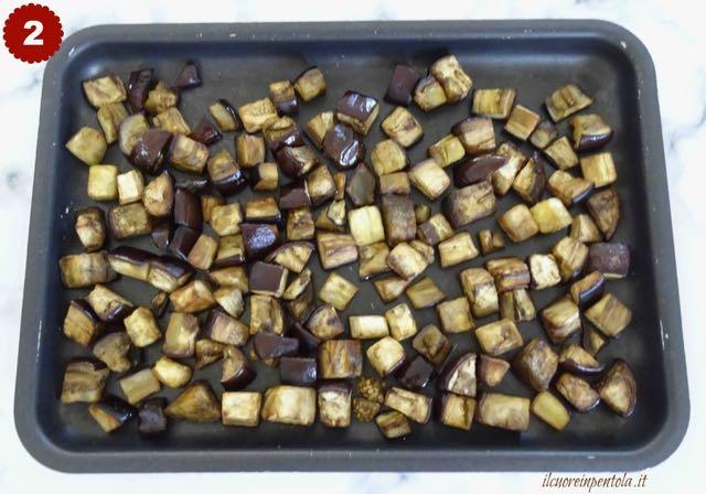cottura melanzane i forno
