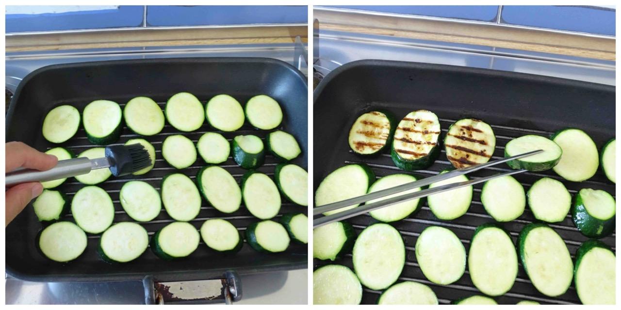 girare zucchine