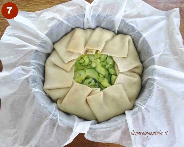 farcire torta salata