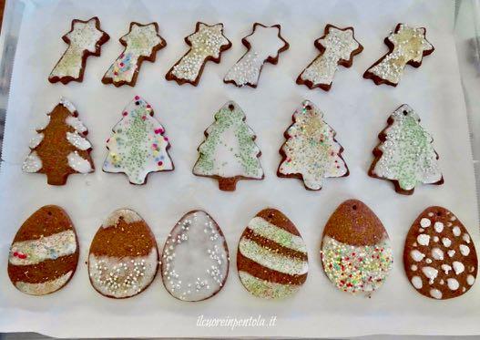 modi per decorare i biscotti