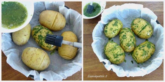 spennellare patate