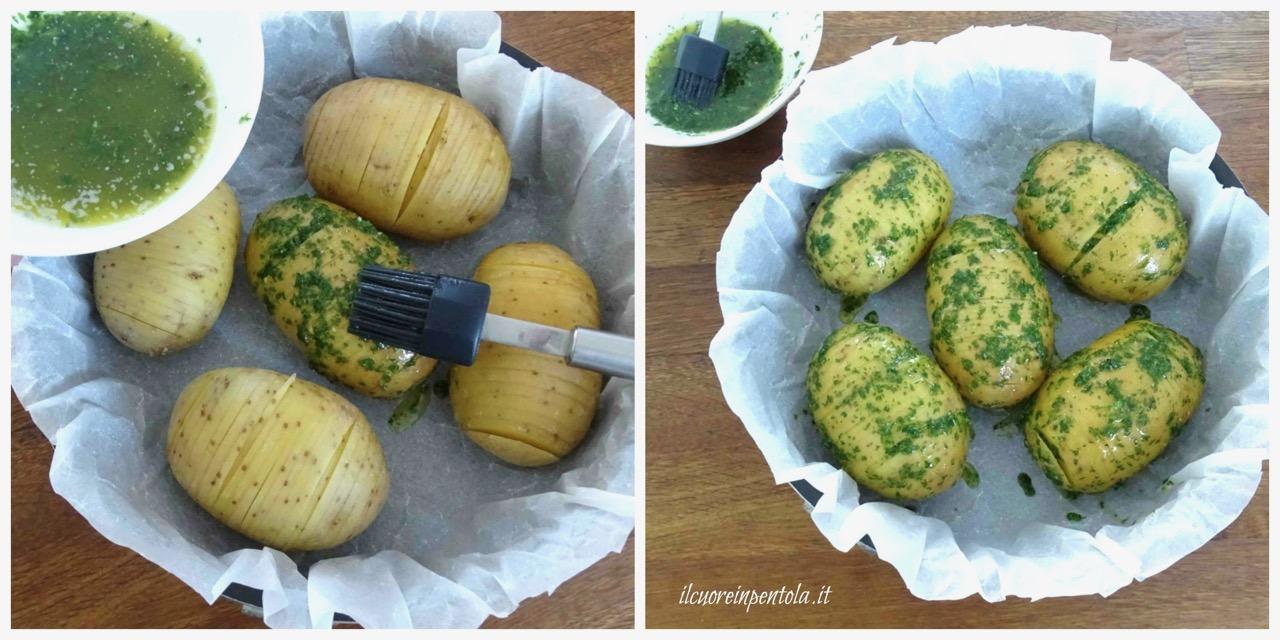 insaporire patate
