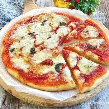 pizza senza lievito di birra