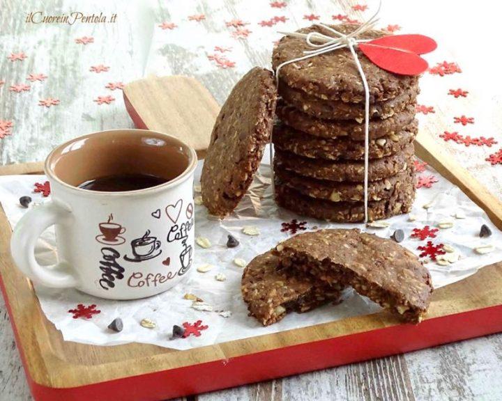biscotti grancereale al cioccolato