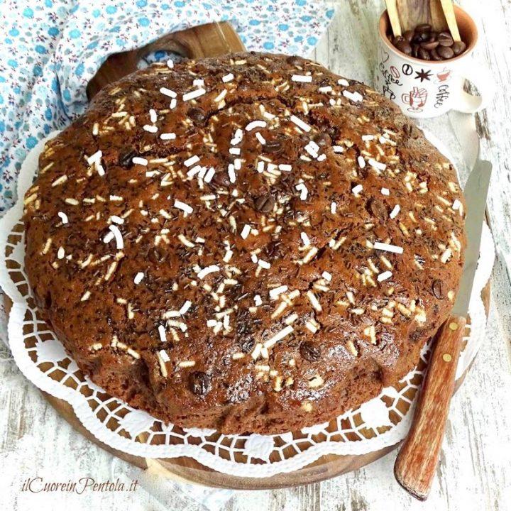 torta al caffe bimby