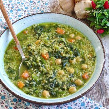 zuppa di bulgur