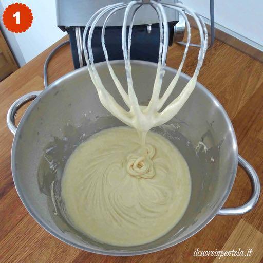 impasto per torta con latte condensato