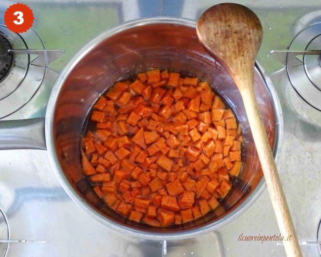 cottura marmellata