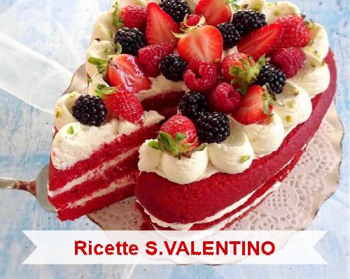 ricette s.valentino