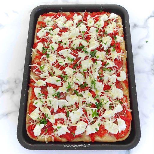 condire pizza