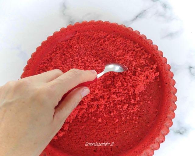 raschiare strato superficiale