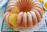 Torta ricotta e limone