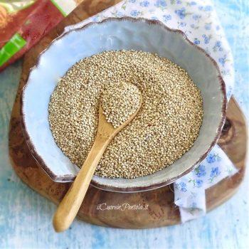 quinoa cos'è