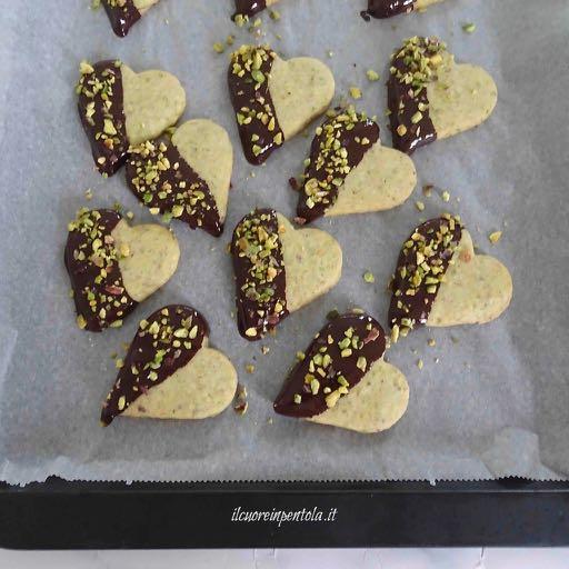 decorare biscotti