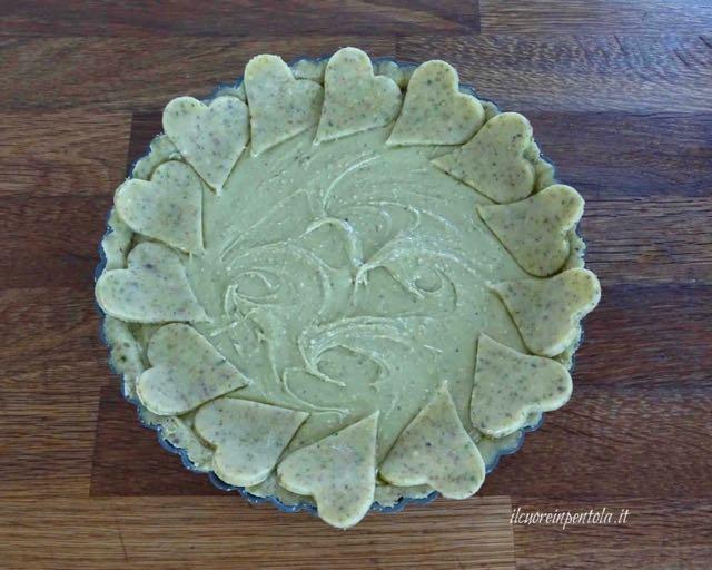 decorare crostata